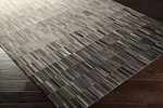 Surya Outback OUT-1010 Black/Light Grey/Taupe Area Rug