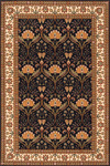 Momeni Persian Garden PG-12 Charcoal Closeout Area Rug