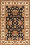 Momeni Persian Garden PG-14 Charcoal Closeout Area Rug
