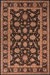 Momeni Persian Heritage PH-04 Black Closeout Area Rug