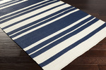 Surya Picnic PIC-4007 Navy/Ivory Area Rug
