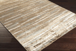 Surya Platinum PLAT-9008 Parchment/Feather Grey/Pigeon Grey Area Rug
