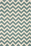 Nourison Portico POR03 Light Green Closeout Area Rug