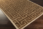 Surya Papyrus PPY-4901 Taupe/Charcoal/Olive Closeout Area Rug - Spring 2015