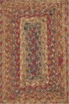 Surya Country Living Provincial PRO-4003 Cumin/Maroon/Dark Slate Blue Closeout Area Rug