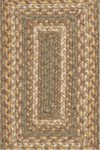 Surya Country Living Provincial PRO-4011 Khaki/Golden Raisin/Asparagus Green Closeout Area Rug - Spring 2013
