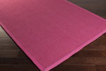 Surya Perry PRY-9005 Hot Pink Closeout Area Rug
