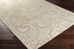 Surya Queensland QSL-1000 Ivory/Ivory Closeout Area Rug