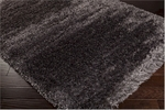 Surya Rhapsody RHA-1004 Dark Chocolate/Pewter/Grey Closeout Area Rug - Spring 2015