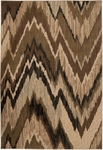 Surya Riley RLY-5000 Camel/Coffee Bean/Jet Black Closeout Area Rug - Spring 2015
