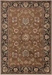 Surya Riley RLY-5029 Raw Umber/Black Olive/Moth Beige Closeout Area Rug - Fall 2014