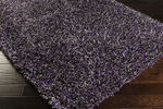 Surya Roscoe ROS-1001 Silver Cloud/Pinkish Mauve/Pansy Purple Closeout Area Rug - Spring 2014