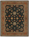 Karastan Sovereign 00990-14600 Sultana Navy Area Rug
