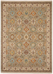 Karastan Sovereign 00990-14605 Emir Grey Area Rug