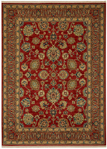 Karastan Sovereign 00990-14606 Sultana Red Area Rug