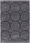 Karastan Pacifica 90490-90083 Leawood Black Closeout Area Rug