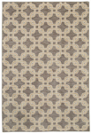 Karastan Pacifica 90572-90082 Talbot Grey Closeout Area Rug
