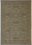 Karastan Evanescent RG818-471 Pescara Grey Closeout Area Rug