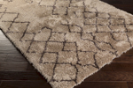 Surya Scout SCO-3000 Taupe/Mocha Closeout Area Rug