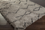 Surya Scout SCO-3005 Grey/Black Closeout Area Rug