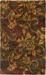 Surya Scarborough SCR-5113 Mushroom/Gold Closeout Area Rug - Spring 2012
