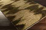 Surya Scarborough SCR-5134 Chocolate/Beige/Mocha Closeout Area Rug - Spring 2015