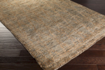 Surya Scarborough SCR-5138 Charcoal/Mocha Closeout Area Rug - Fall 2015