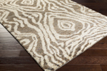 Surya Scarborough SCR-5143 Mocha/Olive/Beige Closeout Area Rug - Fall 2015