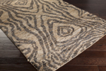 Surya Scarborough SCR-5145 Taupe/Grey/Charcoal Closeout Area Rug - Fall 2015