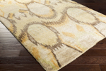 Surya Scarborough SCR-5153 Beige/Gold/Lime Closeout Area Rug