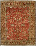 HRI Serapi Heritage SH-20A Red/Gold Closeout Area Rug