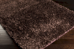 Surya Shimmer SHI-5000 Dusty Orchid/Hot Cocoa Area Rug