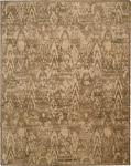 Nourison Silken Allure SLK17 Chocolate Area Rug