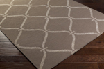 Surya Stallman SLM-1000 Taupe/Light Grey Area Rug