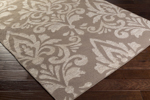 Surya Stallman SLM-1018 Taupe/Light Grey Area Rug