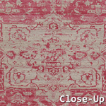 Surya Soma SOA-2750 Cherry/Salmon/Light Grey Area Rug