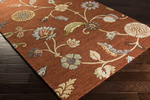 Surya Sprout SRT-2004 Rust/Taupe/Olive Closeout Area Rug - Spring 2015