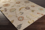 Surya Sprout SRT-2009 Taupe/Rust/Olive/Ivory Closeout Area Rug