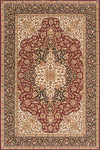 Momeni Sutton Place SU-01 Burgundy Closeout Area Rug - Spring 2011
