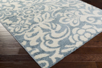 Surya Swift SWT-4001 Slate/Ivory Closeout Area Rug