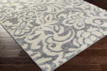 Surya Swift SWT-4002 Light Grey/Ivory Closeout Area Rug