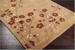 Surya Tamira TAM-1016 Tan/Biscotti/Adobe Closeout Area Rug - Fall 2013