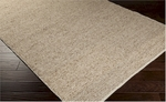 Surya Toccoa TCA-200 Brown Sugar/Winter White Closeout Area Rug - Fall 2015