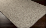 Surya Toccoa TCA-201 Brown Sugar/Winter White Area Rug