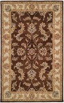 HRI Winchester TH-24 Brown/Beige Closeout Area Rug