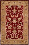 HRI Winchester TH-25 Red/Gold Closeout Area Rug