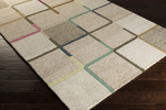 Surya Theory THY-5003 Beige/Taupe/Olive Closeout Area Rug - Spring 2015