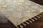 Surya Tallo TLL-3000 Taupe/Beige/Light Gray/Olive Area Rug