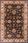 Momeni Taj Mahal TM-02 Black Closeout Area Rug - Fall 2009