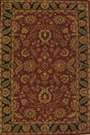 Momeni Taj Mahal TM-02 Wine Closeout Area Rug - Fall 2009